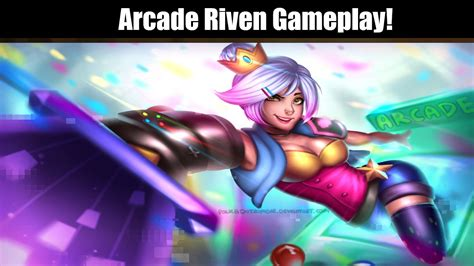 Arcade Riven Gameplay