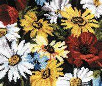 Counting Daisies Size Chart 1000 Images About Latch Hook Rug Kits Floral On Pinterest