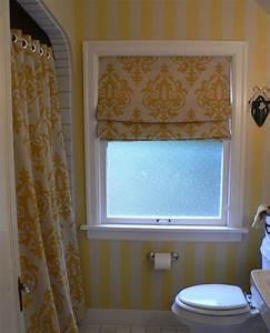 20 designs for bathroom window treatment house With treatment for bathroom window curtains ideas