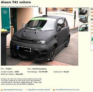 Voiture à Vendre Sur Leboncoin : voiture sans permis vendre sur leboncoin les perles du ~ Gottalentnigeria.com Avis de Voitures