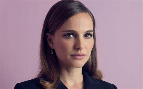 Download Wallpapers Natalie Portman, American Actress