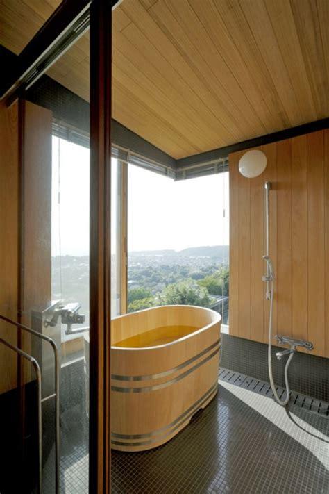 salle de bain japonaise traditionnelle comment concevoir une salle de bain japonaise