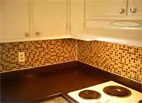 Tile Adhesive Vs Thinset For Backsplash by R 233 Parations 224 La Maison Mastic For Glass Tile Backsplash