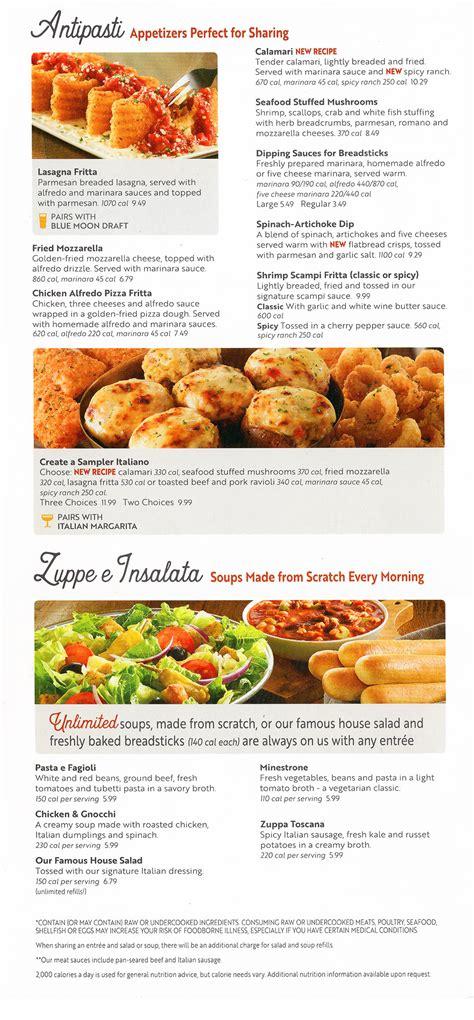 olive garden menu delivery order  lincoln ne
