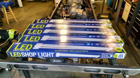 led tube lights costco led light design cheap shop led lights for garage
