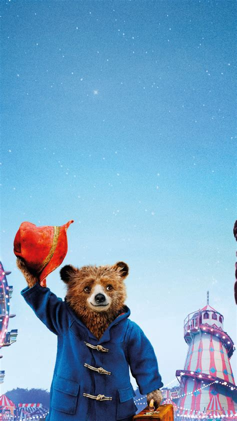 wallpaper paddington  animation adventure comedy