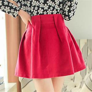 Printed top + Simple red skirt   Skirts   Pinterest   Tops Simple and Skirts