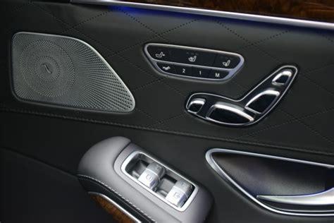 si鑒e massant voiture essai mercedes classe s 2013 w222 automobile