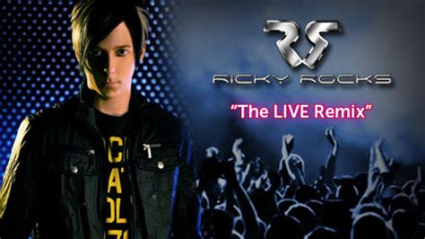 Dj Ricky Rocks (the Live Remix)  Ideas For Acts