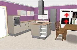 Hotte Inclinée Ikea : les projets implantation de vos cuisines 8825 messages ~ Premium-room.com Idées de Décoration