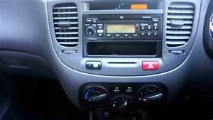 2006 Kia Rio Jb Ex Red 5 Speed Manual Sedan