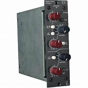 Rupert Neve Designs 551 Inductor Eq 551 B U0026h Photo Video