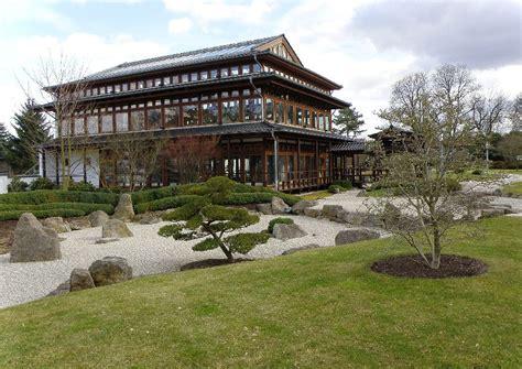 Japanische Architektur Moderne by Japanischer Garten Pflanzenpavillon