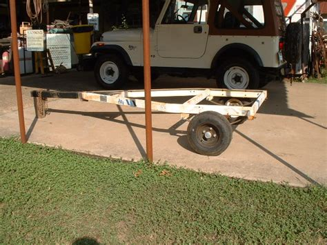 Dilly Boat Trailer Axles by M38a1 Mess Project