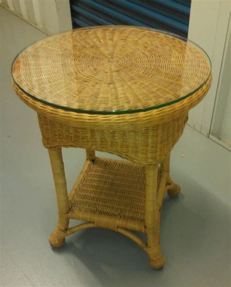 small wicker side table 17 best images about outdoor furniture on pinterest