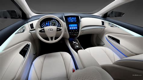 infiniti le concept concept cars car interior wallpapers