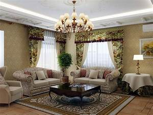 Pleasing Traditional Living Room Ideas