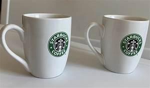 Starbucks, Coffee, Mug, 10, 1, 2, Oz, Annie, U0026, 39, S, Avenue, Antiques