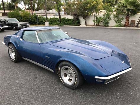 Corvettes on eBay: 1970 Corvette Garage Find - Corvette ...