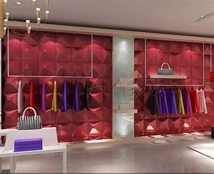 Home Design: Clothing Shop Wall Design Clothing Shop Wall