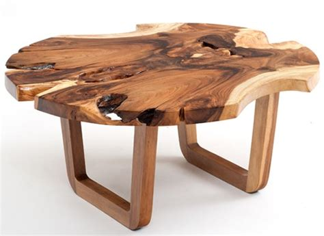 burl wood chairs contemporary rustic coffee tables live edge solid wood