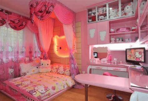 kumpulan gambar kamar tidur karakter anime  keren