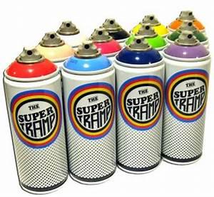 Bombe De Peinture Pas Cher : pack 12 couleurs supertramp ~ Dailycaller-alerts.com Idées de Décoration