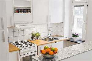 Small apartment kitchen designs decobizzcom for Small apartment kitchen design photos