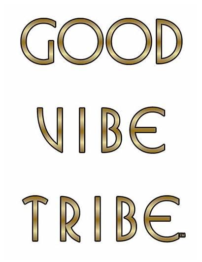 Vibe Tribe Logos Sol Golden Line