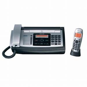 philips magic 5 eco ppf 685e voice dect plain paper fax With cheapest place to fax documents