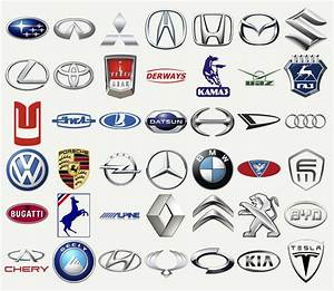 Marque De Voiture Américaine : image logo marque de voiture ~ Medecine-chirurgie-esthetiques.com Avis de Voitures