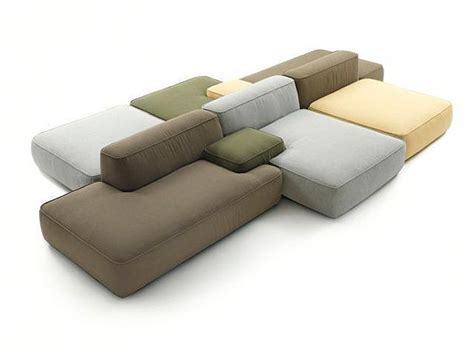 Divani Componibili Modulari Roma : Best 25+ Modular Sofa Ideas On Pinterest