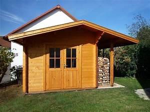 Gartenhaus Mit Holzlager : gartenhaus g 07 117 gsp blockhaus ~ Whattoseeinmadrid.com Haus und Dekorationen