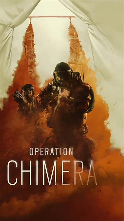 Rainbow Siege Six Operation Chimera 4k Wallpapers