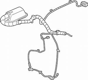 Chevrolet Cavalier Engine Wiring Harness  Fuse And Relay