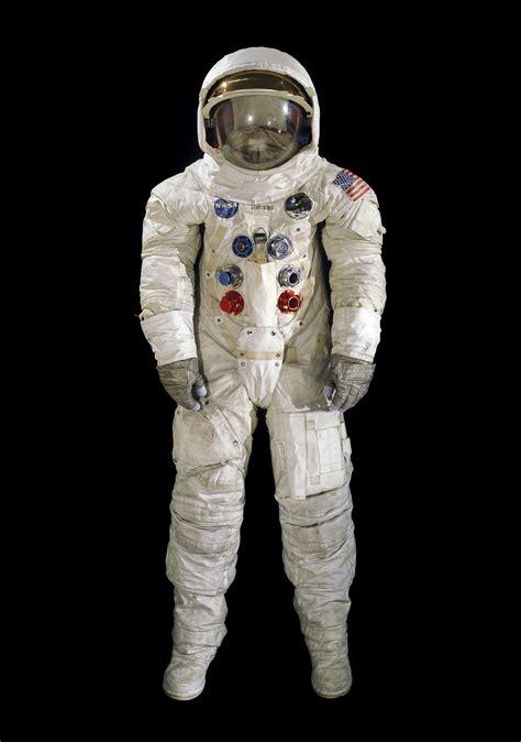 Pressure Suit, A7-L, Armstrong, Apollo 11, Flown ...