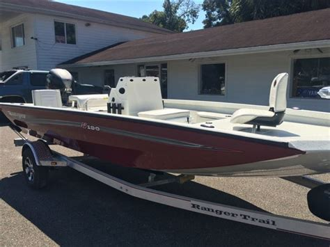 Ranger Aluminum Boat Welds by 2017 Ranger Rb190 Boats For Sale In High Springs Florida