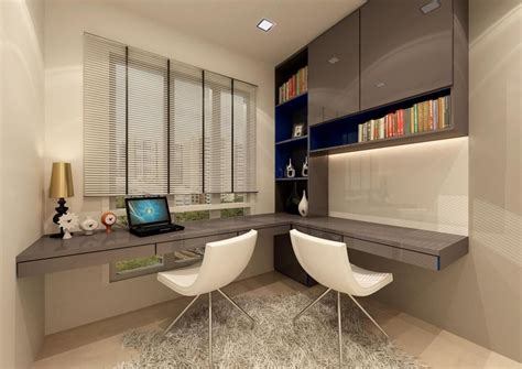 study table in bedroom modern bedroom interior design with gray glossy study