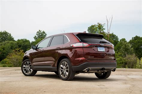 2015 Nissan Murano Vs 2015 Ford Edge Comparison