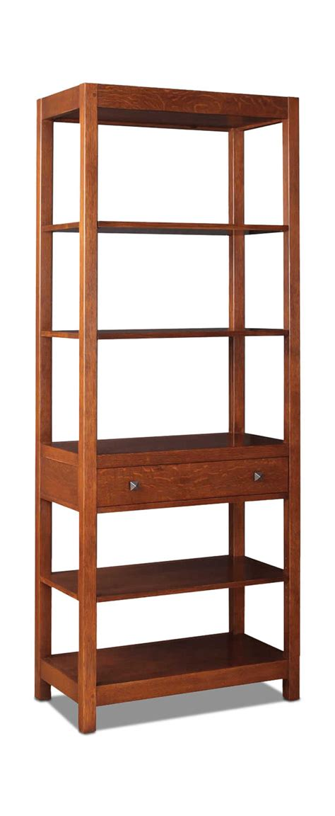 Cherry Etagere by Mission Etagere By Stickley Gabberts