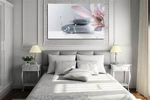 Tableau Pour Chambre Adulte : d co de chambre coucher choisissez votre style blog izoa ~ Melissatoandfro.com Idées de Décoration