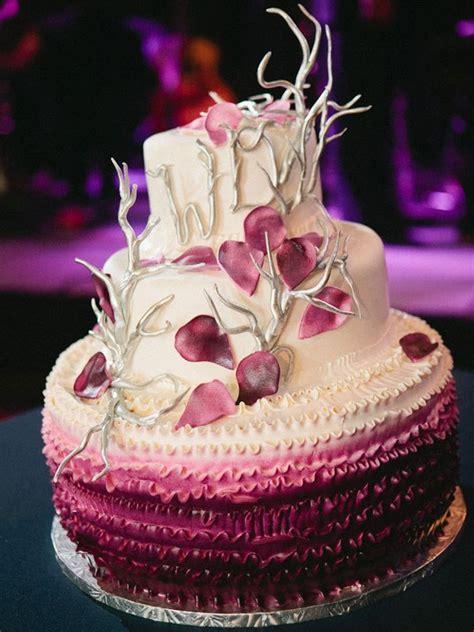 Unusual Wedding Cake Ideas Pink Lotus Events