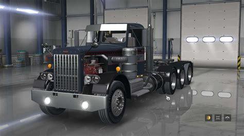 peterbilt   mtg    truck