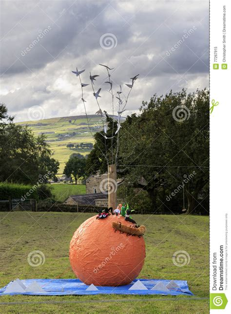 Norland Scarecrow Festival 2016 Editorial Image - Image of ...