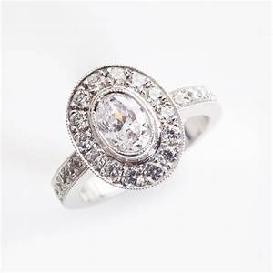 vintage oval wedding rings cheap navokalcom With vintage oval wedding rings