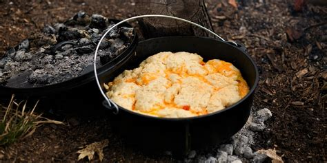 5 Layer Dutch Oven Country Breakfast {camping Recipe}