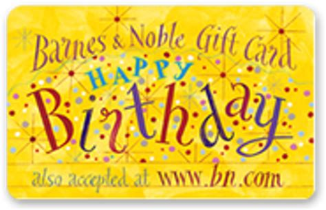Barnes And Noble 25 by Free Look 25 Barnes And Noble Quot Happy Birthday Quot Gift