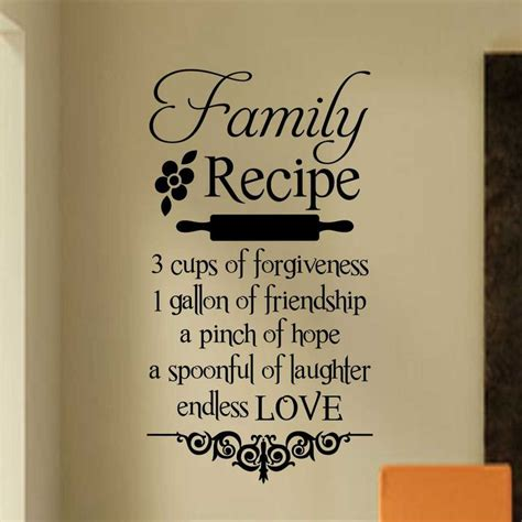 family recipes 17 best ideas about wall lettering on pinterest nursery letters girl wooden wall letters and
