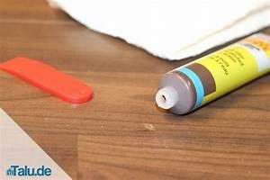 Fliesen Löcher Reparieren : laminat reparieren l cher kratzer und dellen ~ Frokenaadalensverden.com Haus und Dekorationen