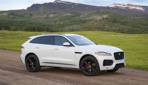 2019 Jaguar Lineup by 2019 Jaguar F Pace Review Pricing Release Date And Changes